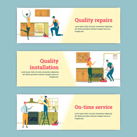 Quality Repairs, Installation, On-Time Service