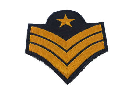 sergeant is military rank.