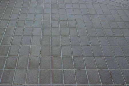 tiled floor: Tiled floor. Stock Photo