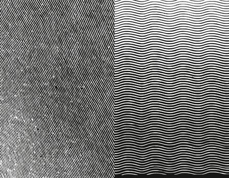 Gravure de Texture. Arrière-plan de traits grunge Banque d'images - 8841417