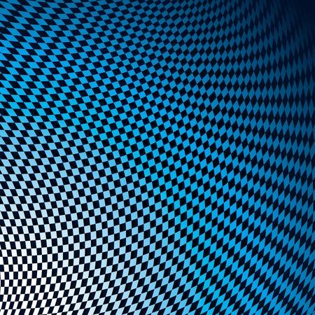 progressive: Squares Pattern Background. Illustration