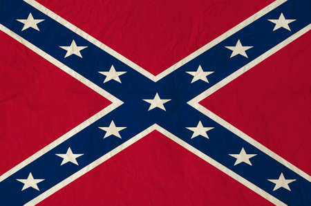 battle: Battle flag of the Confederate States of America