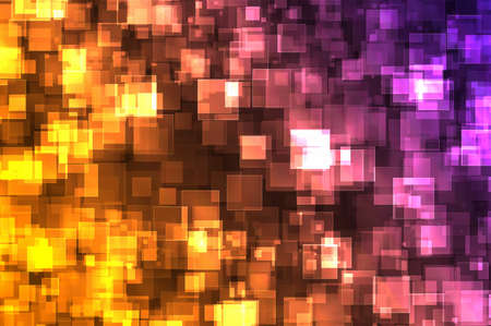 Yellow and purple abstract gradient design 写真素材 - 145955652