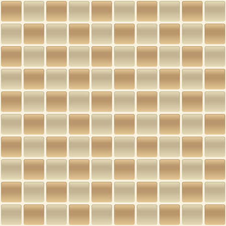Vector checkered back splash tile design. Colors can be easily changed. Copy and paste sections to create a larger pattern. Illustration