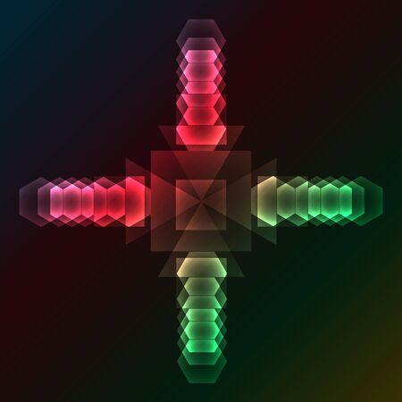 efectos especiales: Vector Resumen Luz Vectores