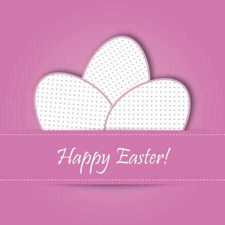 행복한 부활절 인사 카드