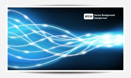 Abstract Technology Background Vector Illustration Stock Vector - 21454321
