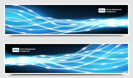 Abstrakt Technologie Hintergrund Vektor-Illustration Standard-Bild - 21454322