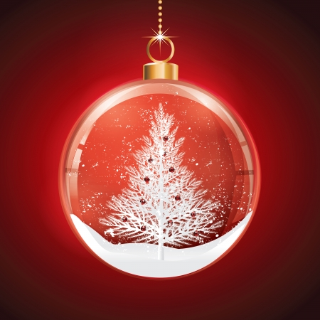 Christmas Holiday background vector illustration  Illustration