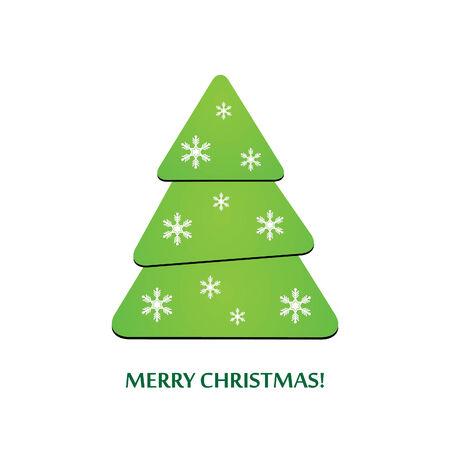 handcraft: Stylish Christmas holiday design with handcraft theme vector illustration