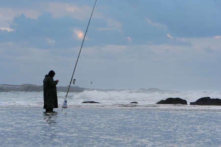 fisherman Stock Photo - 497190