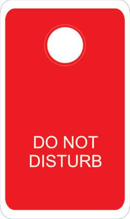 소요: do not disturb