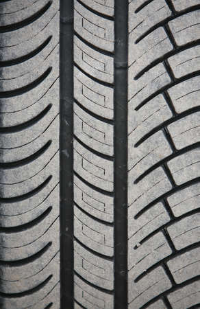 detail of a car tire Stock Photo - 711340
