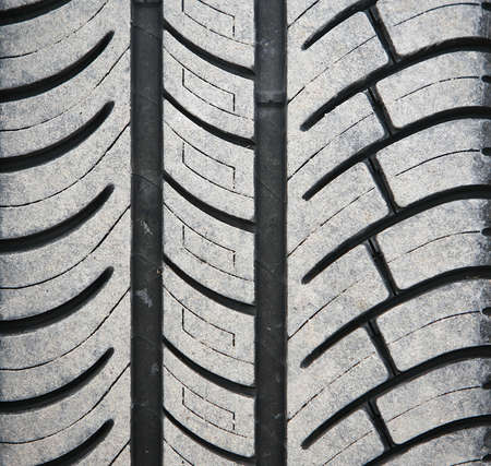 view of a car tire Stock Photo - 725465