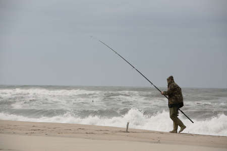fisherman Stock Photo - 2391371