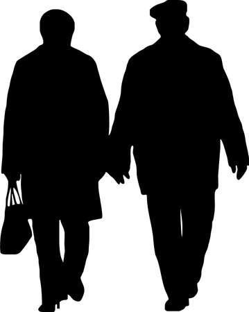 kumpel: Beispiel f�r ein altes Ehepaar