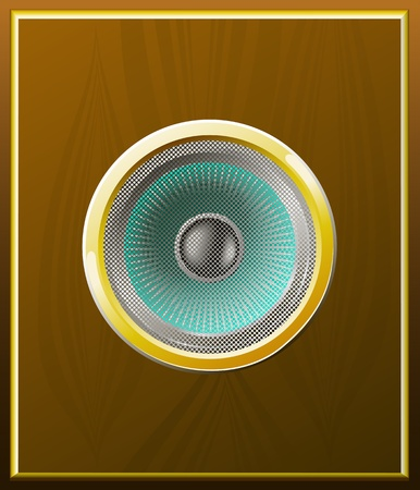 speakerphone: Stylish speaker is shown in the image.