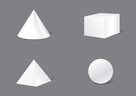 vertex: Geometric shapes are shown in the picture.