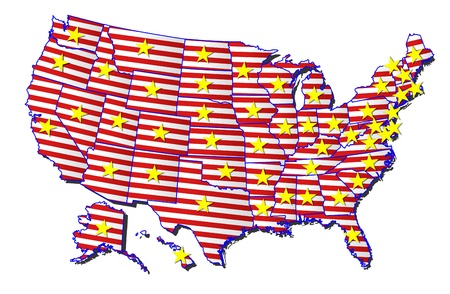 us map: U.S. map is shown in the image.
