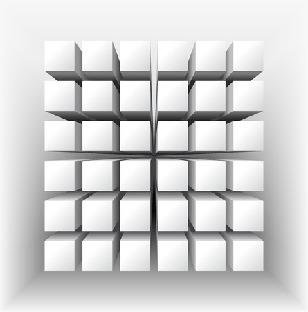 diagonals: Geometric figure as an abstract background.