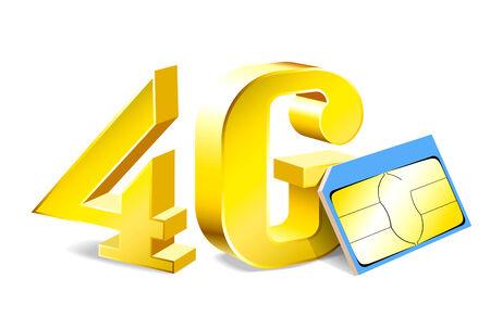 Equipment for modern mobile communication. Stock Vector - 24227547