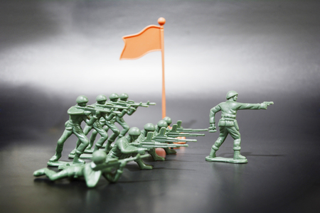 green plastic soldiers: Green nation plastic soldiers