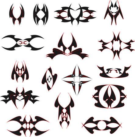 Logos Tribal