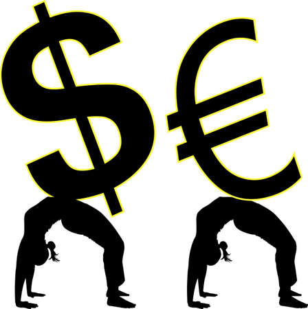 sillhouette: Yoga Currency
