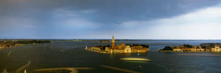 georges: St. Georges Island and canals,Venice,Italy