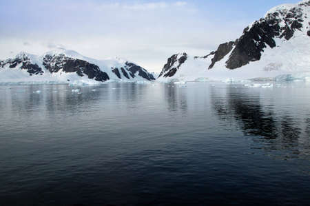 ful: Neumayer Channel,Antarctica LANG_EVOIMAGES