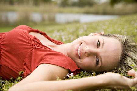 Portrait of a young woman Reklamní fotografie