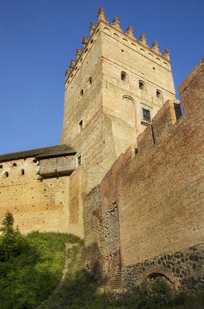古い城の塔