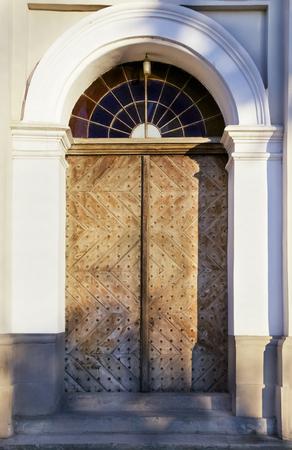 ヴィンテージ教会ドア
