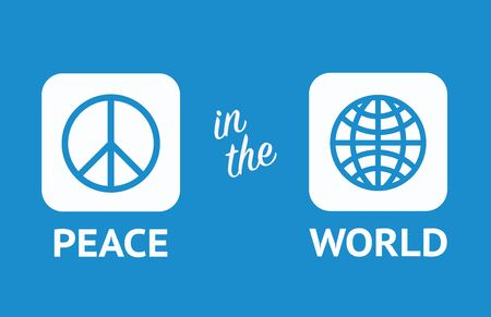 picure: Peace in the world picure for Peace Day Holliday