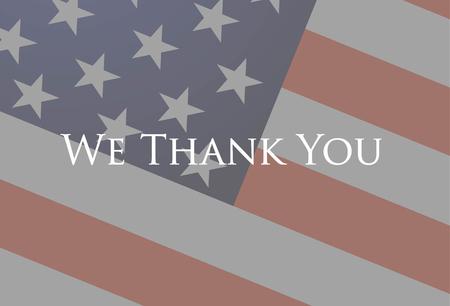 退役軍人の日。ありがとうございました退役軍人。