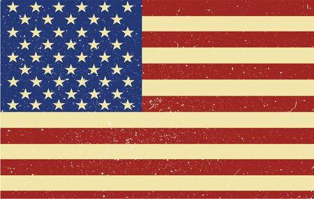 libertad: Bandera estadounidense. Veteranos. Independens. Estados Unidos Vectores