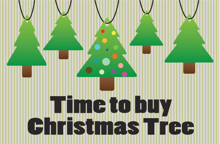buy time: Time to buy christmas tree
