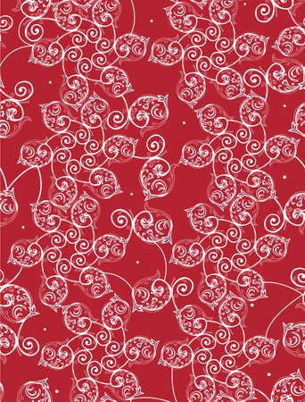 merrytime: Christmas seamless background pattern vector for design Illustration