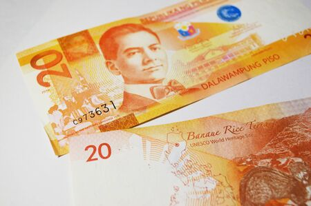 peso: Philippine peso Stock Photo