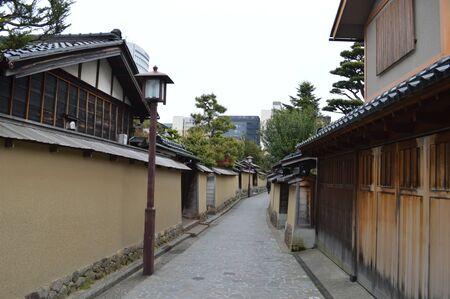 district: Nagamachi samurai district