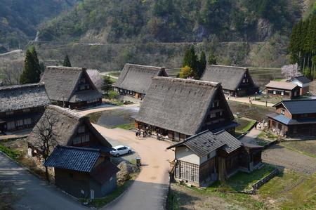 gokayama: Gokayama in Gifu, Japan