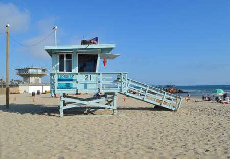 Venice beach in Los Angels
