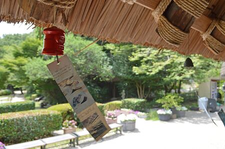 wind chime: Wind chime in Japan