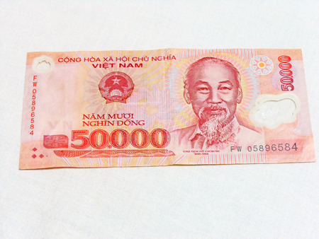 dong: Dong, Vietnamese money