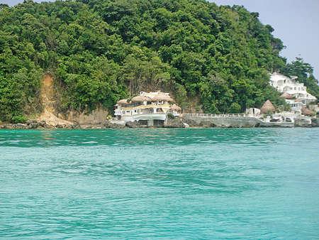 boracay: Boracay Island Philippines Stock Photo