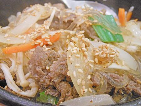 korean food: Bulgogi, Korean food Stock Photo