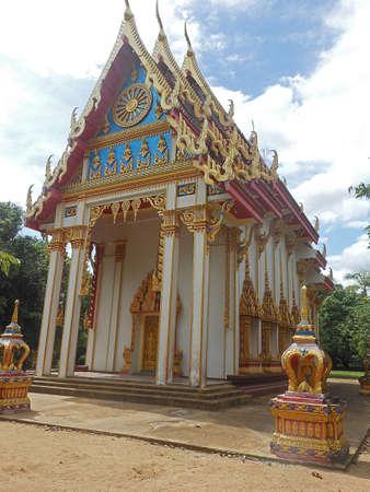 phuket: Chalong temple in Phuket