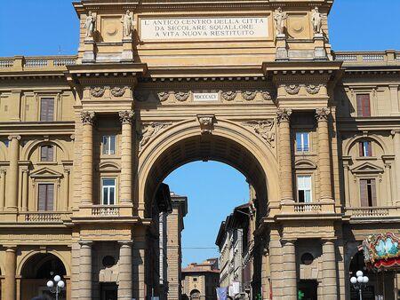 Piazzale della Repubblica Editorial