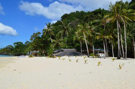 nido: Island in El Nido