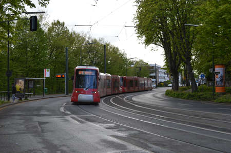 streetcar: Streetcar in Germany